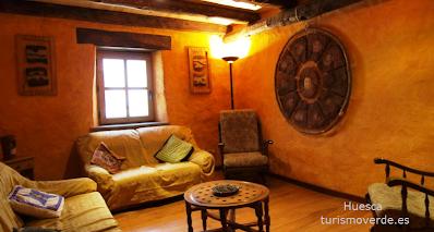 TURISMO VERDE HUESCA. Casa Rural O Porrón